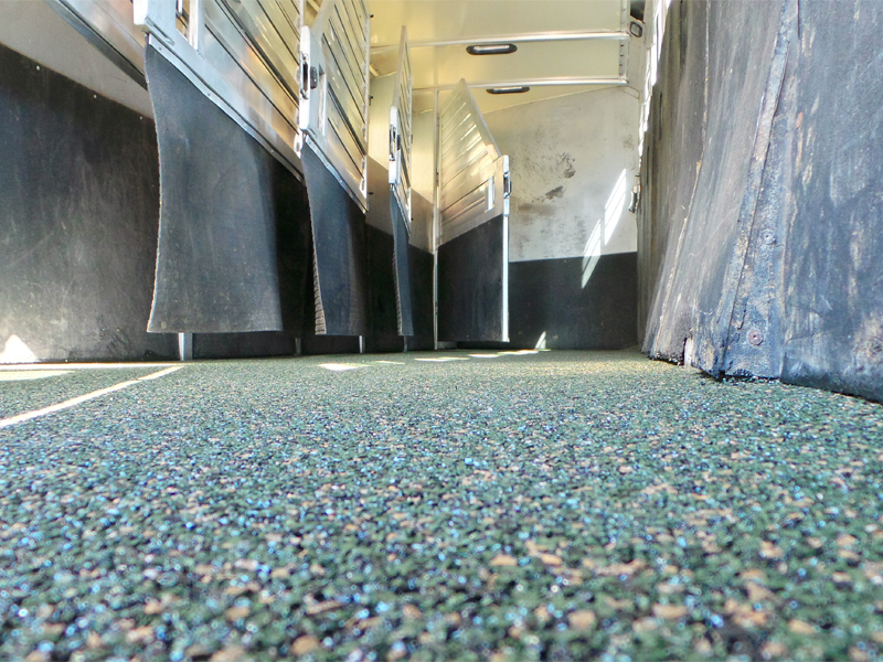 Horse Trailer Tri State Surfacing