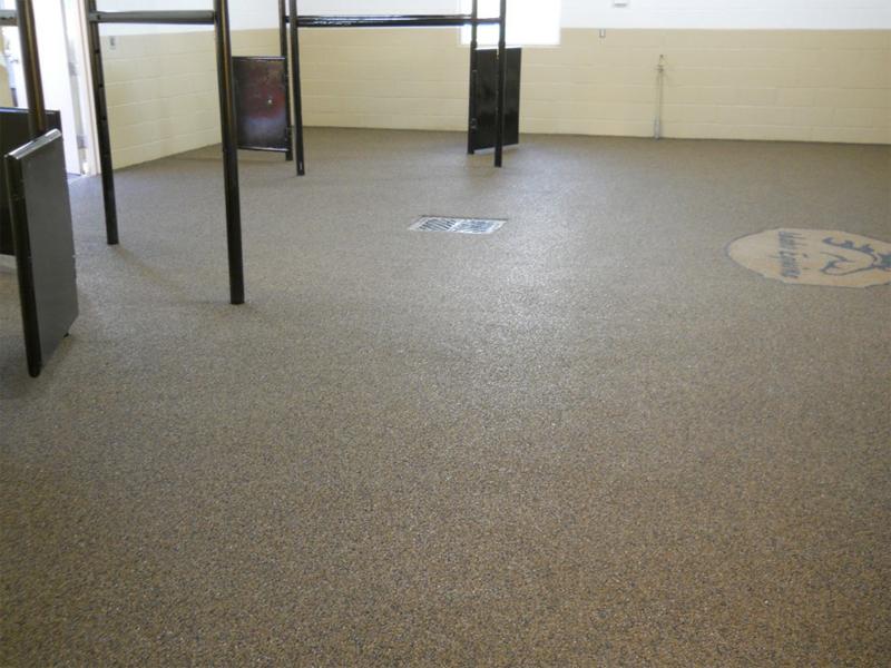Vet Clinic Flooring