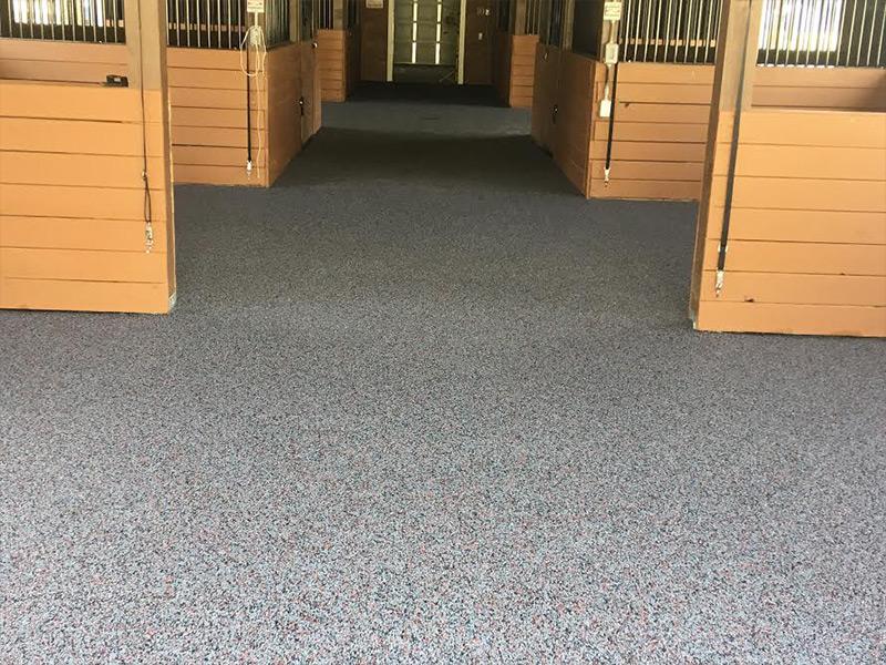 Horse Barn Flooring